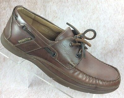 2b05f5f07b8 MEPHISTO SPINNAKER SIZE 13 Brown Casual Air Relax Slip On Oxford ...
