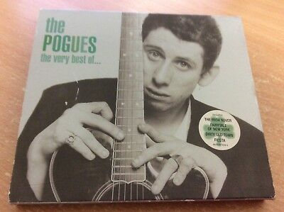 The Pogues - Very Best of the Pogues (2002) CD ALBUM 9G