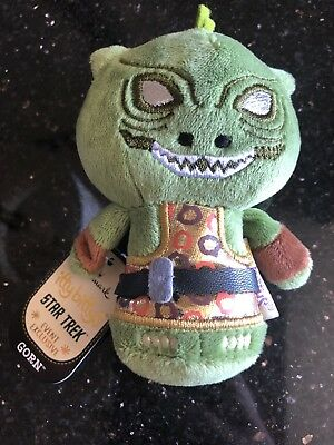 SDCC 2018 exclusive Star Trek GORN ALIEN ITTY BITTY Hallmark plush doll