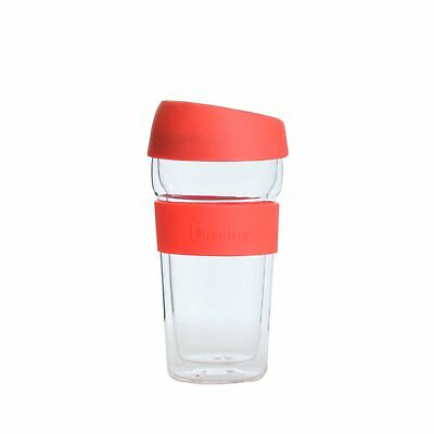 450mlReusable Glass Double Walled Brewista Mug Coffee Smart Cup K1c3uJF5Tl
