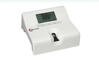Coag-Sense Self Test PT/INR Monitoring System - with 3 box test strips