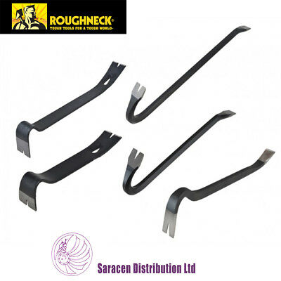 Roughneck Gorilla Wrecking Bar Set 5 Piece - Rou64961