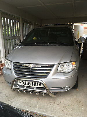Chrysler voyager 2008 2.8 Auto, Long Mot, Diesel, Electric Doors, seats and more
