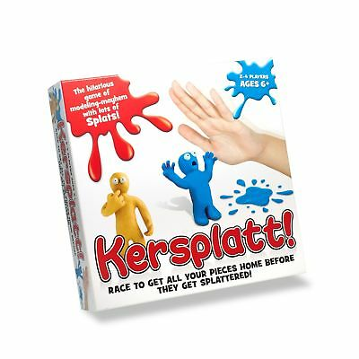 Paul Lamond Games Kids 'Kersplatt!' Board Game