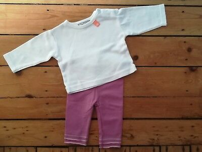 Ensemble legging + t-shirt 0-1mois