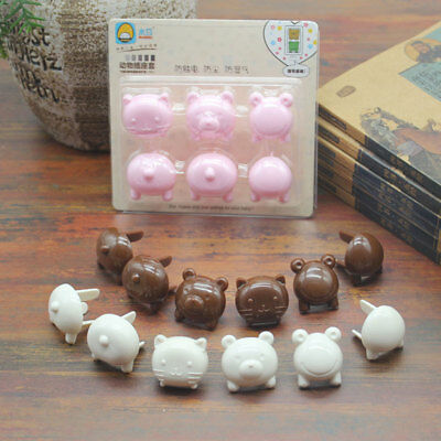 Cute Small Animal Power Electric Socket Cover Baby Kids Protectors Safety 9244