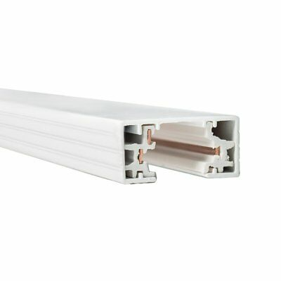 WAC Lighting HT6-WT White Single Circuit Track