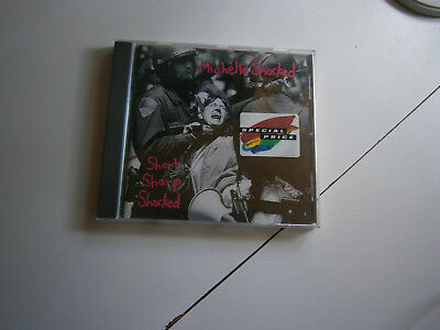 Michelle Shocked ‎ CD   Short Sharp Shocked