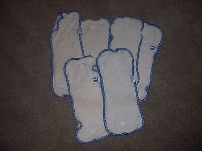Best bottom cloth diaper doubers lot 6 of them