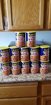 Planters Cheez Balls (12 NEW) READY TO SHIP! WOW!