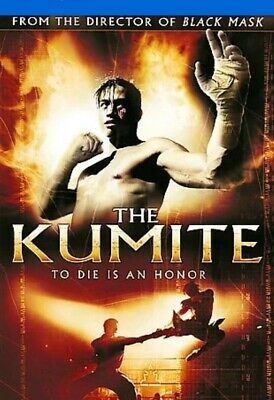 The Kumite (Dvd) New And Sealed