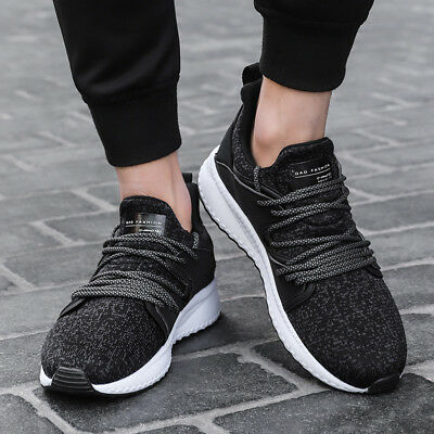 Popular Men's Athletic Sport Breathable Casual Training Running Sneakers Shoes