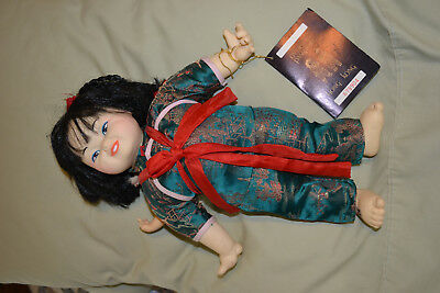 Chinese doll with baby on back 678904 passport