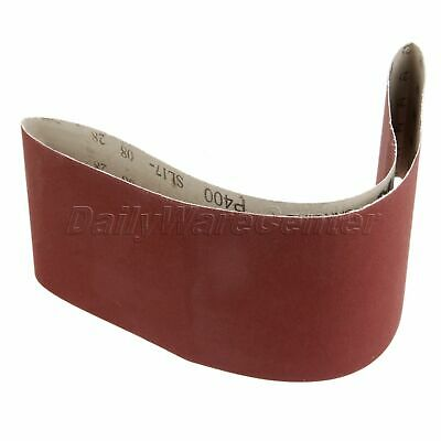 400# Grit Sharpening Abrasive Polishing Sanding Paper Belts Sander 915mm*100mm