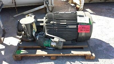125 HP Mild Steel Cornell Centrifugal Pump