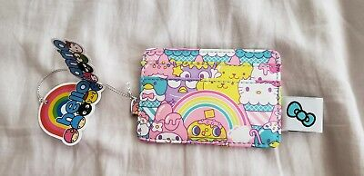 BNWT Jujube Hello Sanrio Sweets Be Charged Card Case Holder Hello Kitty HTF