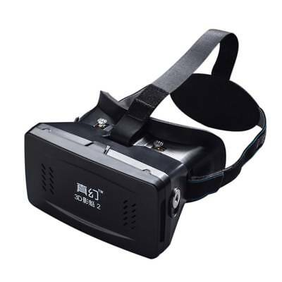 New 1pcs 3D Glasses VR Box Headset Virtual Reality Control For Smartphone PC TV