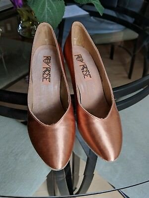 Ray Rose ballroom shoes, sz 3