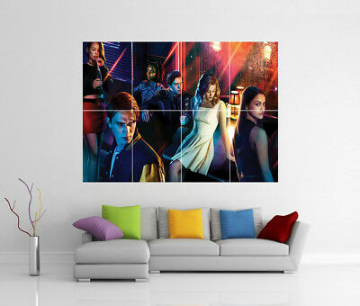 Riverdale Tv Series Giant Wall Art Print Poster
