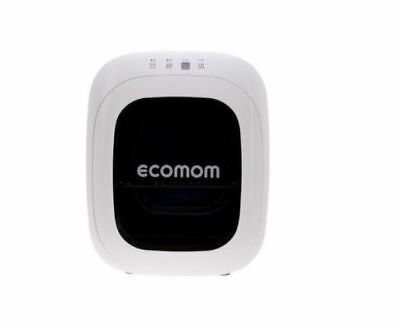 ECOMOM ECO-33 Baby Bottle Multi Sterilizer Ultraviolet White Disinfect 220V r_R