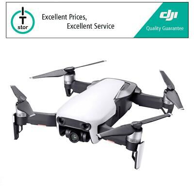 DJI MAVIC AIR - 4K 1080p Slow-Motion Camera Quadcopter Drone in Arctic White UK