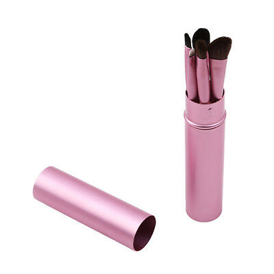 5Pcs Eye Brush Set Cosmetics Eyeliner Eyeshadow Blending Brushes Makeup LH