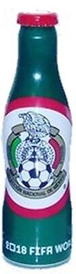 1 Mexico Team Mini Coca Cola Bottle #25 Russia Soccer Football - World Cup 2018