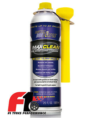 Royal Purple Max Clean Additivo Benzina-Diesel pulizia Iniettori Valvole Candele