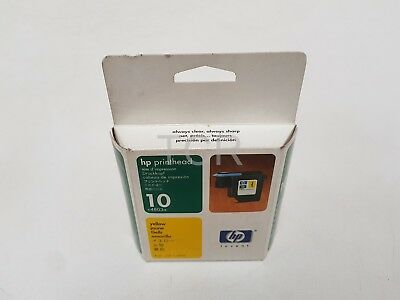 HP Genuine 10 Yellow Printhead C4803A to suit HP 2000 2500