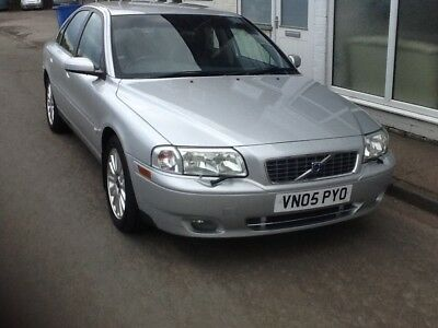 Volvo S80 diesel facelift automatic