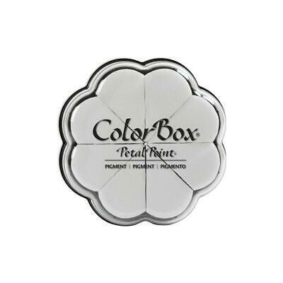 ColorBox Uninked Pigment Petal Point Inkpad 8 Colour Plates