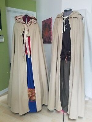 """""""His and Hers"""" - Full length Traveller's Cloaks"""