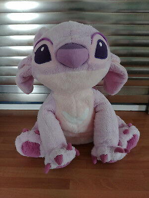 Disneyland Paris Lilo and Stitch Angel Soft Plush Toy