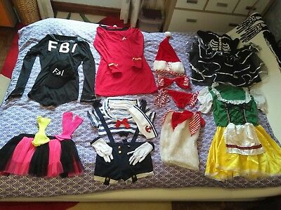 Fancy Dress Bundle S/M womens