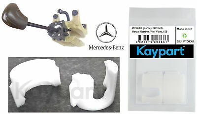 Mercedes Vito Viano gear selector / stick repair kit  manual gearbox  639