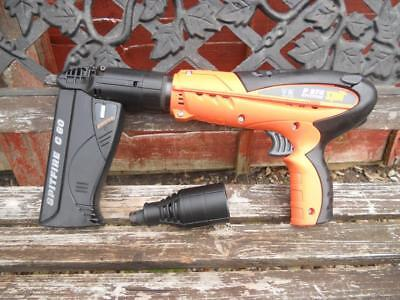 spitfire SPIT P370 C60 Nail gun with magazine LOOK!!! VERY GOOD CONDITION