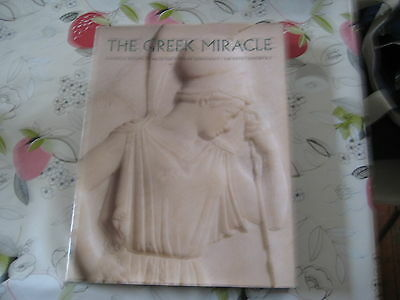 The Greek Miracle Classical Sculpture Hardback Art Book
