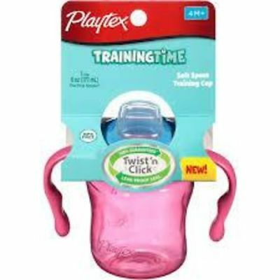 Playtex Sipster Training Cup, 6oz, 1ct 078300056614A298