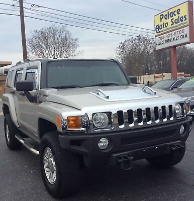 Hummer H3 Luxury Rare 2007 Loaded H3 Awd Luxury!