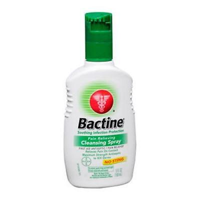 Bactine Pain Relieving Cleansing Spray, 5oz 365197810055T492