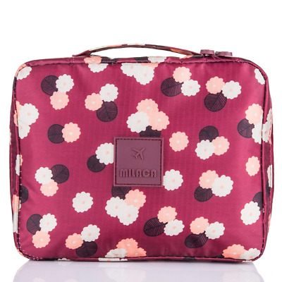 Cosmetic Makeup Bag Toiletry Travel Kit Organizer NEW HOT US Shipping