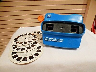 Vintage Viewmaster (View-Master) Sea World (Wild Arctic) Viewer--3-D