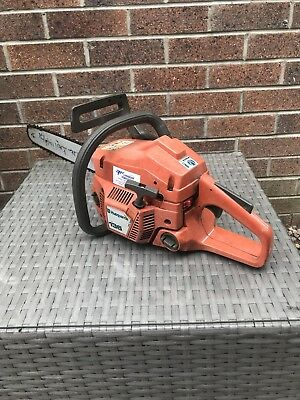 Husqvarna chainsaw 136 Air Injection