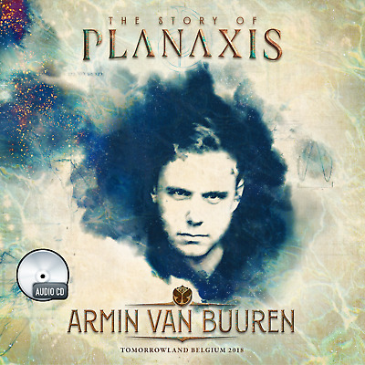 Armin van Buuren - Live @ Tomorrowland 2018 (Belgien) – 21-07-2018  –  AUDIO CD