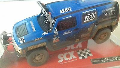 SCX 64260 -OFF ROAD- Hummer H3 >Dirt Effect < No.760 NEU / OVP