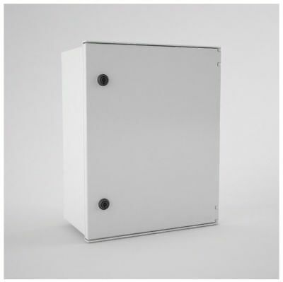 URIARTE PLASTIC BOX Monobloc Industrial Enclosure IP66-Ik10 500 x 400 x 200 mm