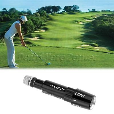 .335 Golf Adapter Sleeve ±1.5 Loft for Mizuno JPX EZ Driver &Fairway Wood 1Piece