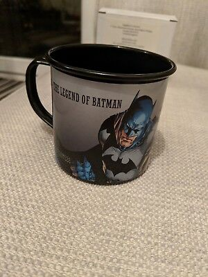 Batman Eaglemoss Limited Edition Cup New In Box