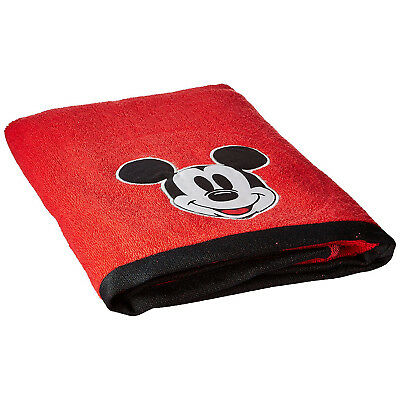 Mickey Mouse Red Beach Towel 50 x 27 in.