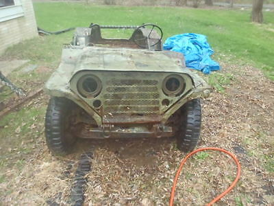 1964 Kaiser Willys M151A1 jeep  PRICE LOWERED